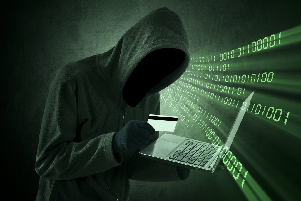 hackercyberfraud