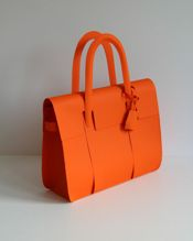 Antalis Packaging Innovations Orange Handbag