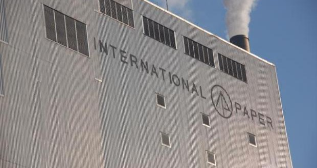 international paper memphis