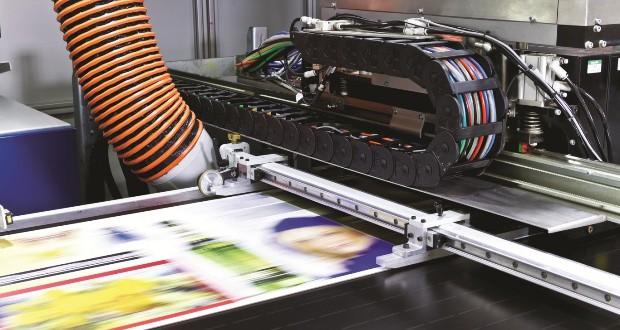 Corrugated digital print