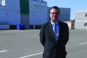 Peter Nilsson (Ecolean CEO)
