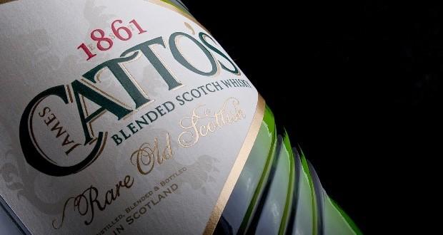Royston Cattos Label