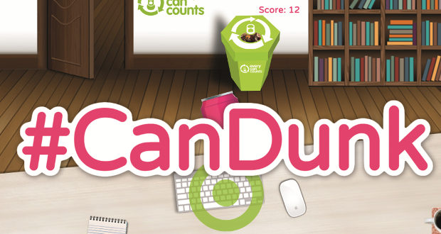 Every Can Counts Dunk