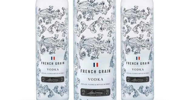 Tesco Finest Vodka New